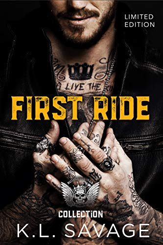 FIRST RIDE: The Collection: Books 1-4 (RUTHLESS KINGS MC™ (A RUTHLESS UNDERWORLD NOVEL)) (English Edition)