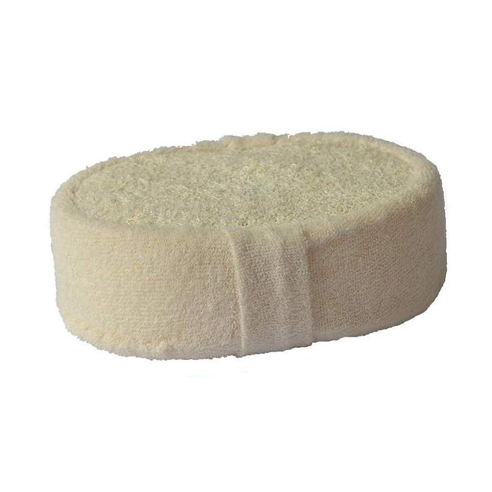 シンカン収益保証金YMBJGSXYS 全身のマッサージのブラシのための自然なLoofahのスポンジの風呂のボールシャワーの摩擦