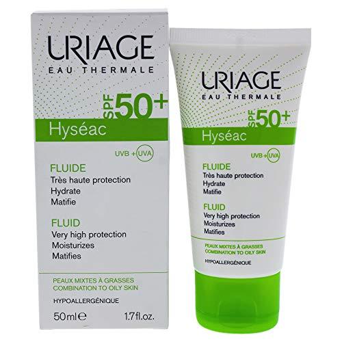 Uriage hyseac fluide spf 50 50ml
