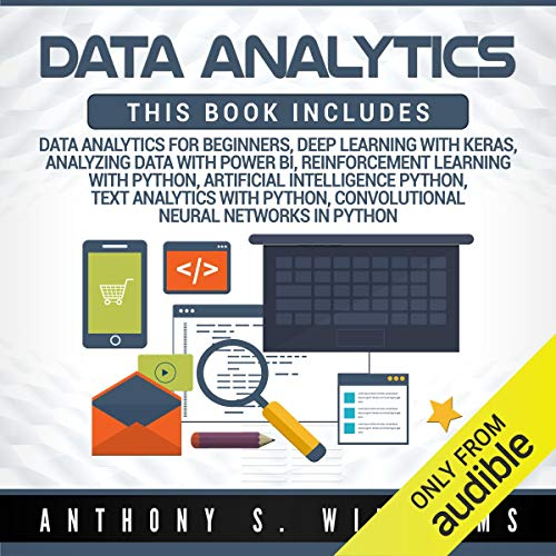 Data Analytics: 7 Manuscripts audiobook cover art