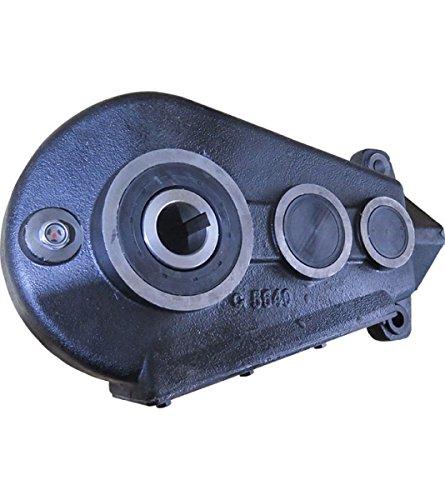 Kratzbodenantrieb - hydraulisches Getriebe 5540 Größe Abtrieb Ø 50mm