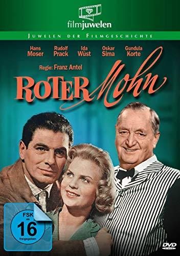 Roter Mohn - mit Hans Moser und Rudolf Prack (Filmjuwelen)
