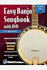 Easy Banjo Songbook with DVD For Beginners Paperback