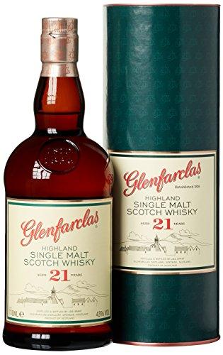 Glenfarclas 21 Jährige Single Malt Whisky (1 x 0.7 l)