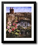 Cottage Of Delights II 14x16 Framed Art Print by Surridge, Malcolm