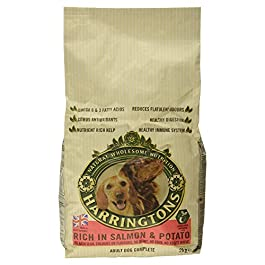 Harringtons Complete Dry Dog Food Rich in Salmon and Potato, 2kg