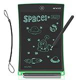 NEWYES Tableta de Escritura LCD 8.5 Pulgadas, Pizarra Digital, Tablet para Niños (8.5 Verde)