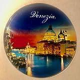 Imán para nevera de Venecia, Venecia, Italia, 100203