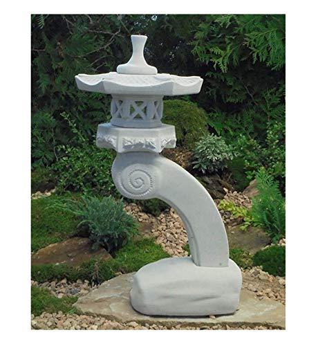 japanische Steinlaterne Rankei S