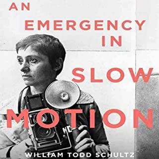 An Emergency in Slow Motion     The Inner Life of Diane Arbus              By:                                                                                                                                 William Todd Schultz                               Narrated by:                                                                                                                                 Elizabeth Wiley                      Length: 7 hrs and 46 mins     15 ratings     Overall 4.2