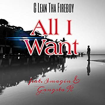 All I Want (feat. Imagin & Gangsta K)