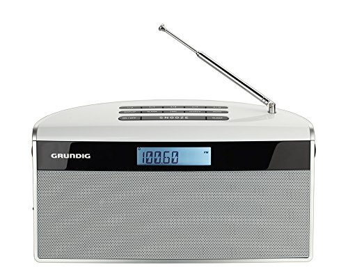 Grundig Music 81 Radio in weiß