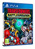 TRANSFORMERS: Battlegrounds - PlayStation 4, Standard