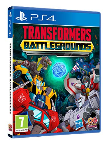 TRANSFORMERS: Battlegrounds - PlayStation 4, Standard