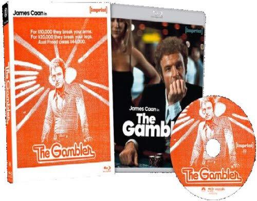 The Gambler Blu-ray Max 45% OFF Over item handling