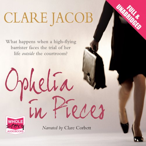 Ophelia in Pieces audiobook cover art