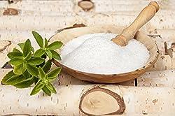 PREMIUM Xylitol Xylit aus FINNLAND Zuckerersatz Birkenzucker Finnisch Xivia VERSCHIEDENE GRÖßEN