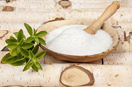 1 kg PREMIUM Xylitol Xylit aus FINNLAND Zuckerersatz Birkenzucker Finnisch Xivia
