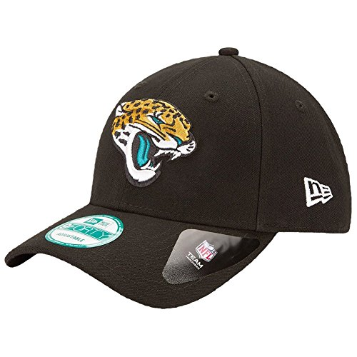 New Era 9Forty Cap - NFL League Jacksonville Jaguars schwarz