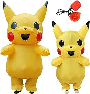 pikachu mascot costume cheap