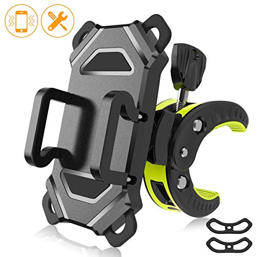 Sunby Bike Phone Mount, Bicycle Cell Phone Holder