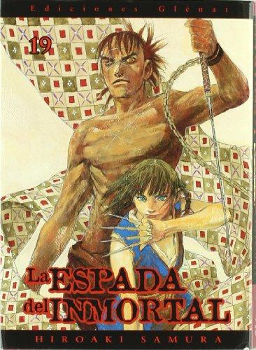 La espada del inmortal 19 (Seinen Manga)