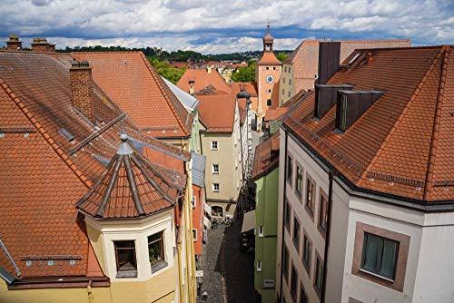 bauhaus tyskland arkitektur