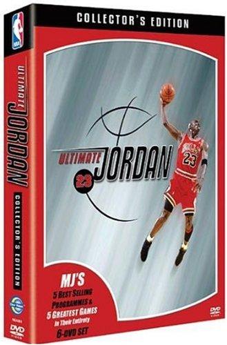 NBA : michael jordan [Francia] [DVD]