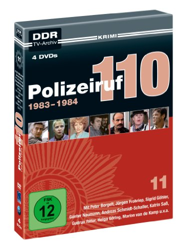 Box 11: 1983-1984 (DDR TV-Archiv) (4 DVDs)