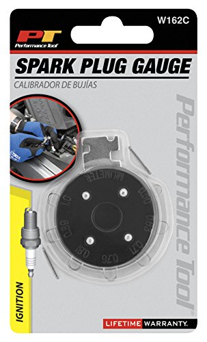 Performance Tool W162C Spark Plug Gauge & Gap Tool,