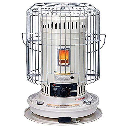 Learn More About Heat Mate HMC-23K Kerosene Heater