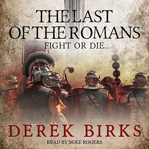 The Last of the Romans cover art