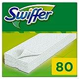 Swiffer Trockene Bodentücher Nachfüllpackung, 80 Stück, (1 x 80 Tücher)