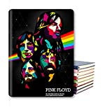 Quyuhgek Pink Floyd Notebook Hardcover Holzwerkrecyclingpapier Computation Notebook Professional Notebook (Color : A06, Size : 21 X 14cm)