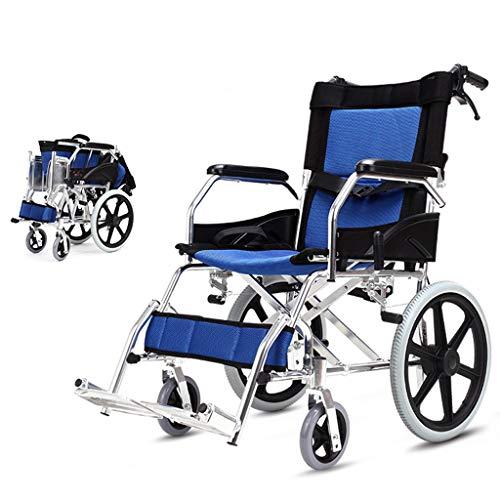 TRB Transporter Chair Drive, robuust en robuust voor rolstoel, met de lengte van armen en schommelende Via voor Easy Transfer, 20 inch