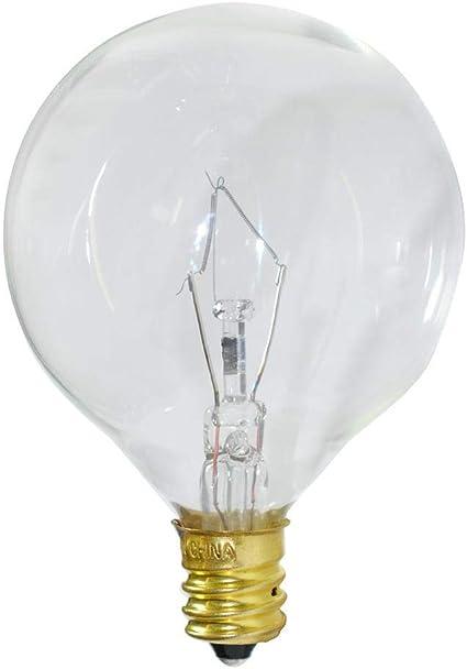 67870 Bright Effects 100 Watt Halogen Bulb 120 Volts