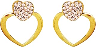 Gold Plated Earring For Women (pl-000013)
