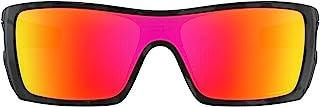 Oakley Men's Oo9101 Batwolf Shield Sunglasses