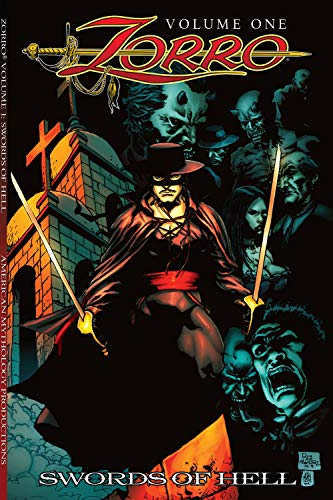 Zorro Swords of Hell