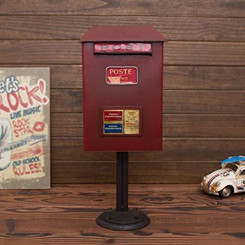 Postbussen Letter Dozen Postbus Metalen Postbus Mail Box Decoratie Koffie Shop Thuis Fotografie Ambachten