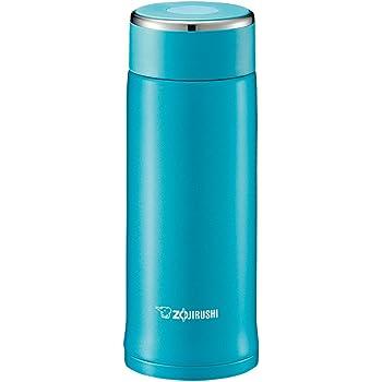 象印マホービン(ZOJIRUSHI) 水筒 ステンレス マグ ボトル 直飲み 360ml ターコイズ ブルー SM-LA36-AV