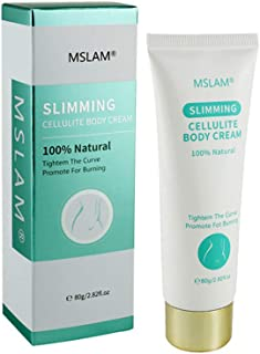 Slim Cream, Hot cream, Slimming firming Cream, Skin Tightening Cream, Moisturizes Skin, Body Fat Burning Best Weight Loss Cream and Slimming Cellulite Tightening cream