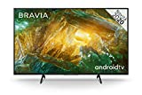 Sony KD-49XH8096 - Android TV 49 Pollici, Smart TV 4K HDR LED Ultra HD, con Assistenti Vocali...