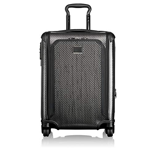Tumi Tegra Lite Max Continental Expandable Carry-on, Black/Graphite, One Size