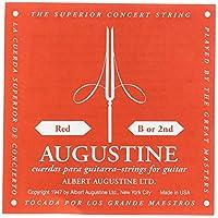 AUGUSTINE オーガスチン クラシックギター弦 レッド2弦  RED 2nd