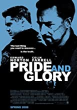 Pride And Glory Double-Sided Advance 27X40 Edward Norton Colin Farrell Poster