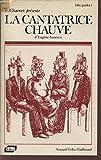 Le Cantatrice chauve (Folio F) - Gallimard