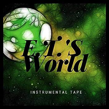 E.T.'s World Instrumental Tape