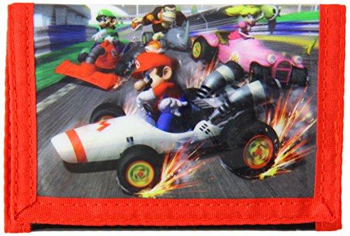Beta Service 365372 - Geldbeutel Super Mario, Mario Kart
