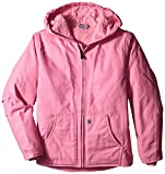 Carhartt Little Girls'  Redwood Jacket, Medium Pink, XX-Small 4/5